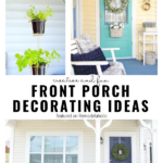 Front Porch Decorating Ideas, A Collection From Remodelaholic