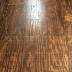 Plywood Plank Flooring, Angela Marlow, Featured On @Remodelaholic