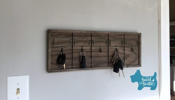 Plywood Projects, Key Holder Savedbyscottie