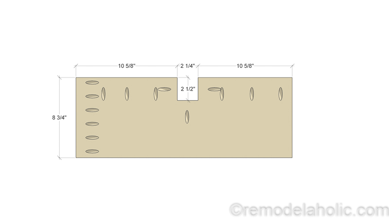 Plywood Sofa Sectional 1 2