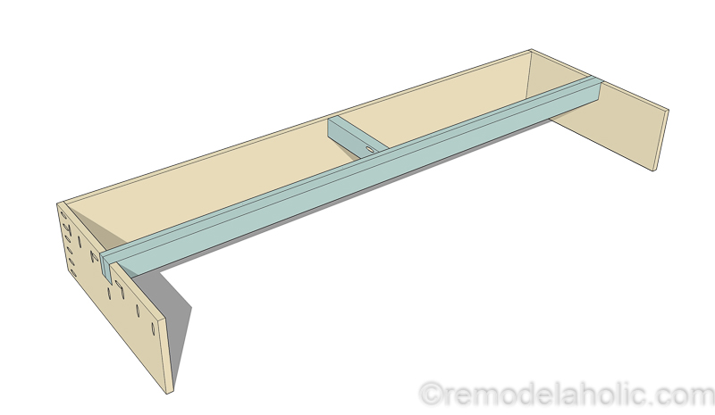 Plywood Sofa Sectional 16