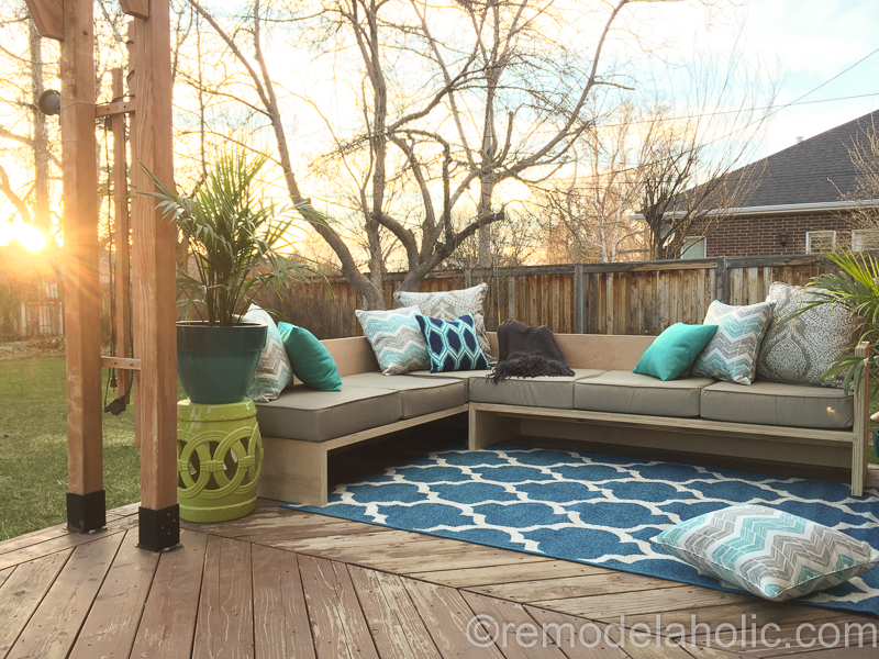 Pleasant Outdoor Sectional Pallet Couch Pallet Sectional Sofa 1001 Camellatalisay Diy Chair Ideas Camellatalisaycom