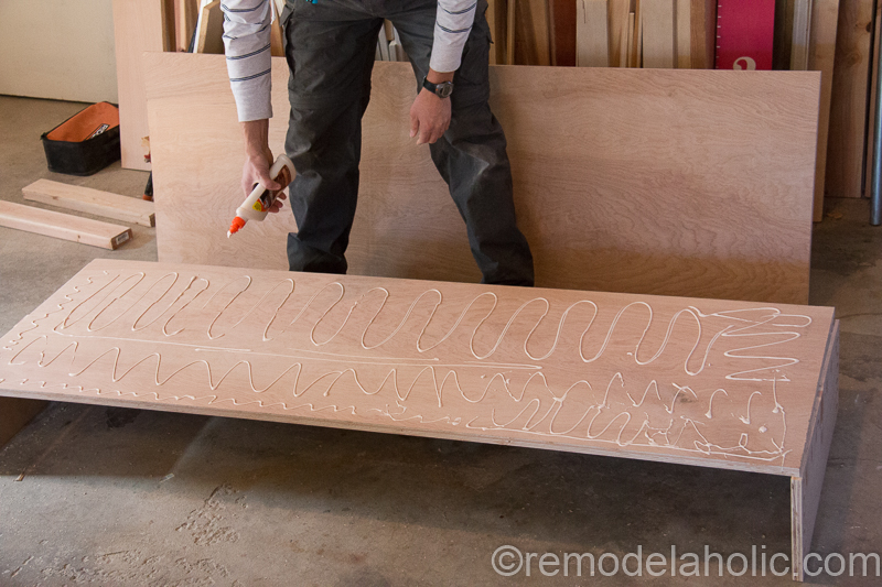 Plywood Sofa Sectional 29