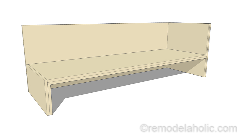 Plywood Sofa Sectional 3 DIY ...  sc 1 st  Remodelaholic : diy sectional sofa plans - Sectionals, Sofas & Couches