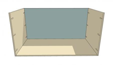 Remodelaholic Plywood Toybox Assembly 3