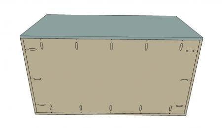 Remodelaholic Plywood Toybox Assembly 4