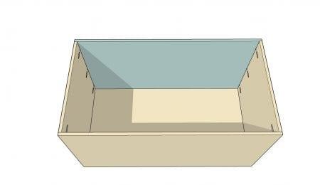 Remodelaholic Plywood Toybox Assembly 5
