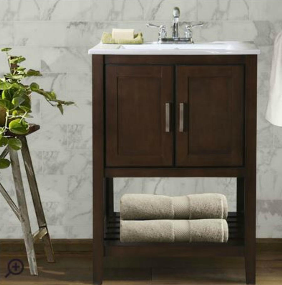 Wayfair Inspiration Vanity