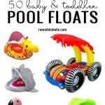 50 Baby & Toddler Pool Floats On Amazon Remodelaholic