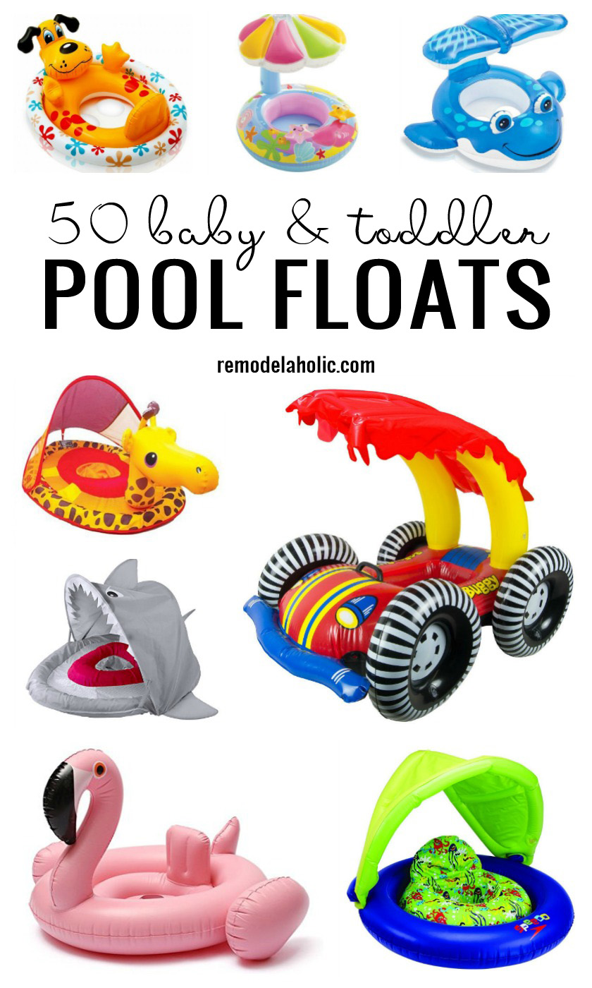 Remodelaholic 50 Baby Amp Toddler Pool Floats For Summer