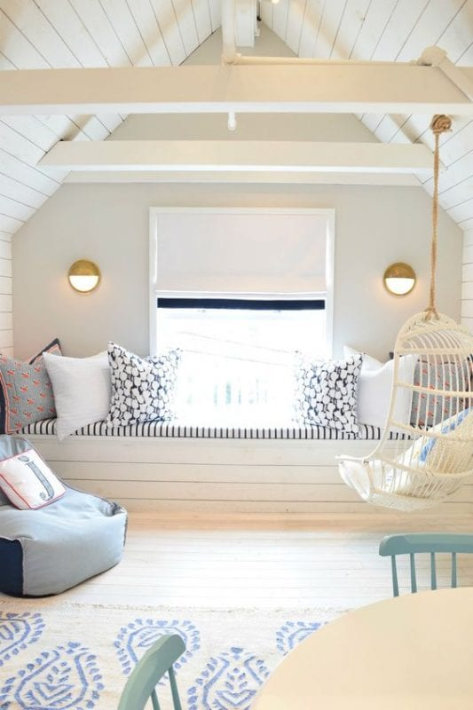 A Modern Country Living Room Makeover | Virtual room redesign with tips and tricks from AD Aesthetic on Remodelaholic.com