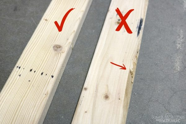 Top Tips For Working With 2x4's By Sawdust2Stitches For Remodelaholic.com 2