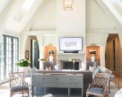Ancient Modern Living Room 2