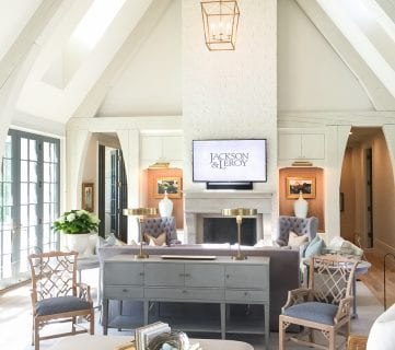 Get This Look: Ancient Modern Living Room