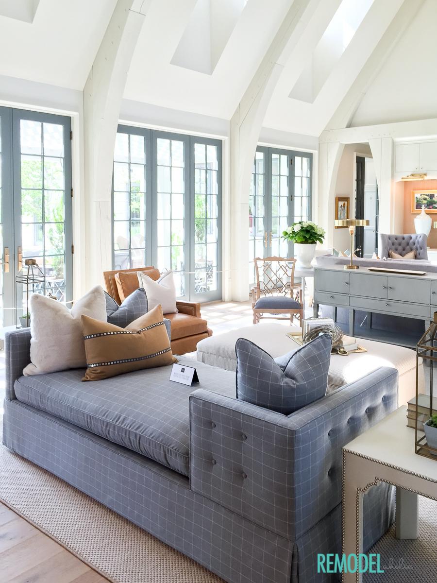 Ancient Modern Living Room 3