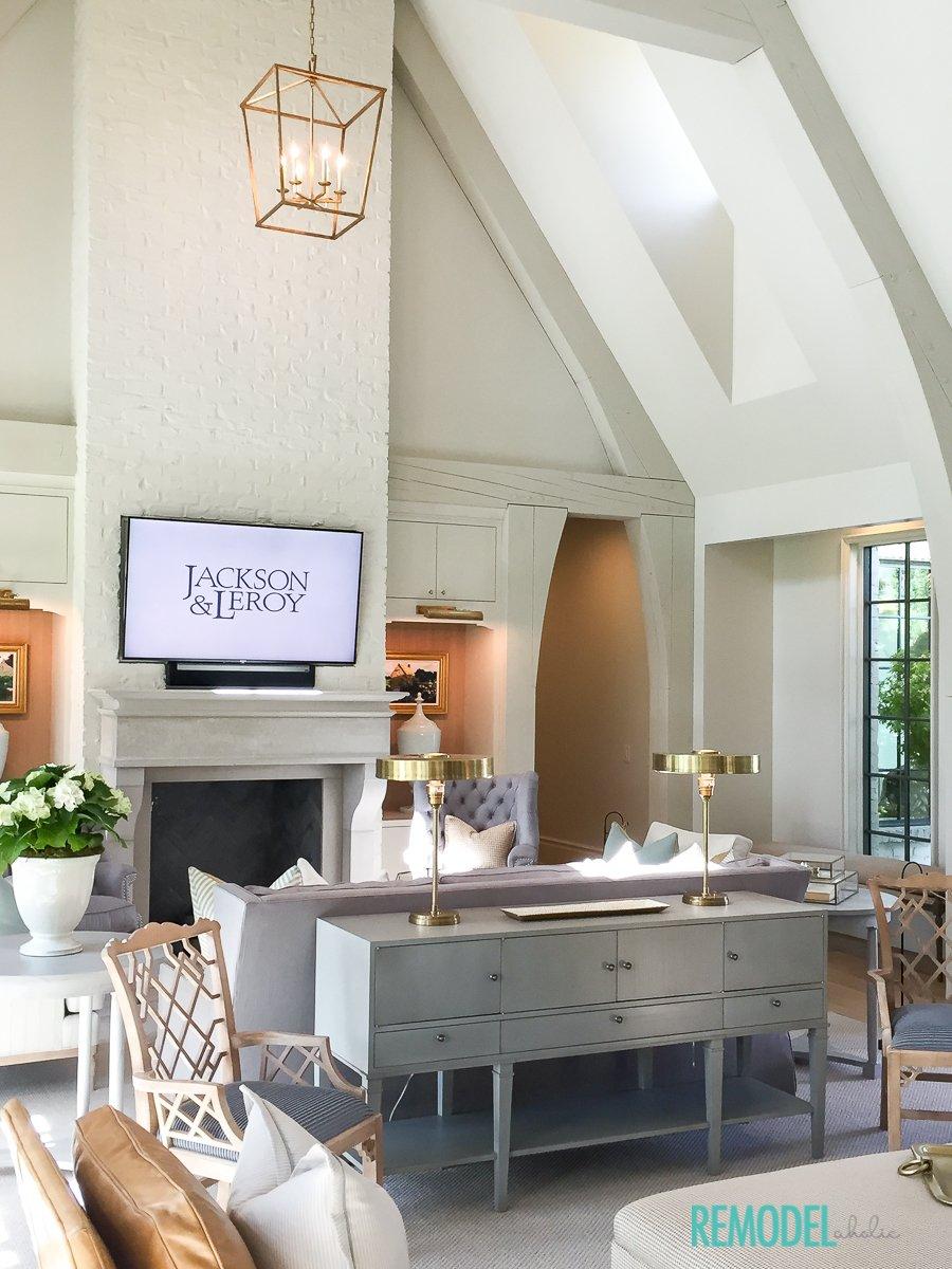 Ancient Modern Living Room 4