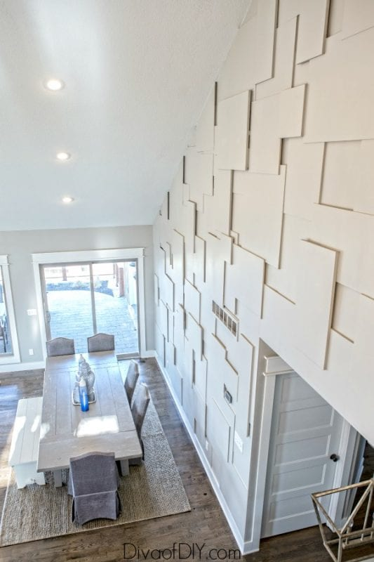Plywood Accent Wall Diva Of Diy
