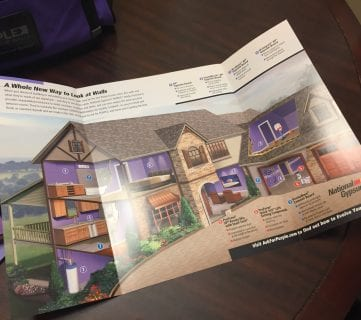 Learning About Drywall, PURPLE XP | Blogger Event