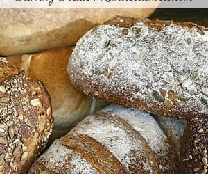 16 Useful Tips For Baking Bread Featured On Remodelaholic.com