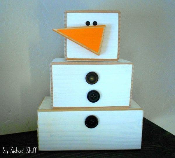 Remodelaholic 15 Simple Amp Fun 4x4 Wood Crafts