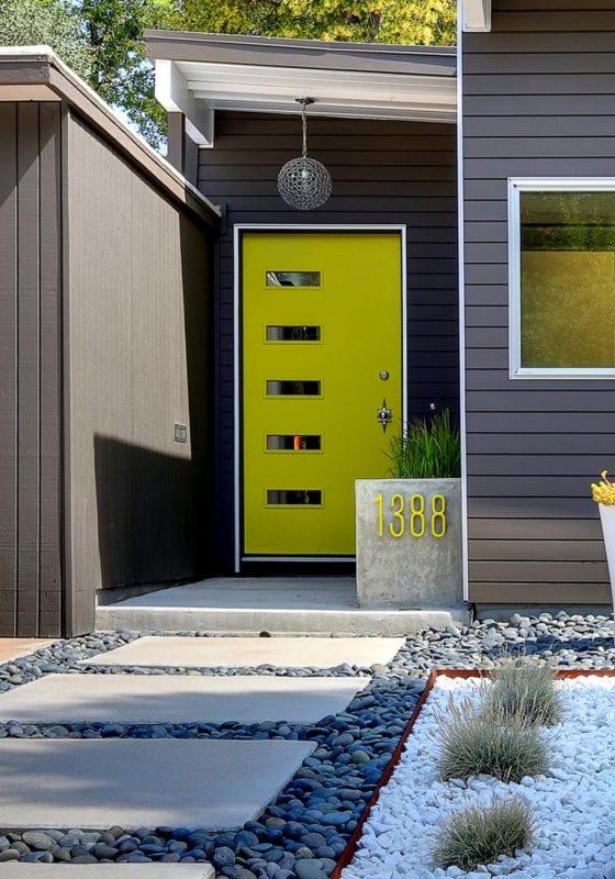 Green Door Inspiration