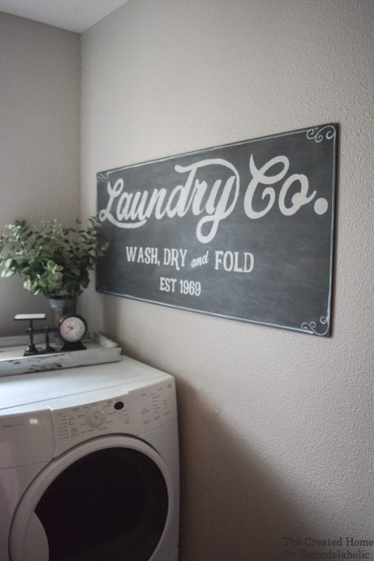 Farmhouse Laundry Room Decor Joanna Gaines