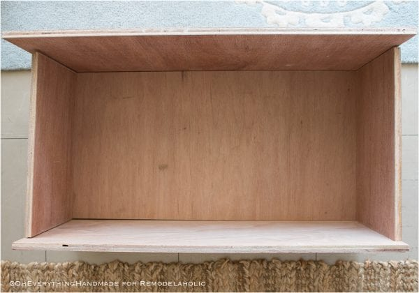 Kallax Flat File Cabinet Makeover How To Put The Drawer Together