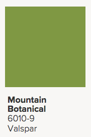 Valspar Mountain Botanical