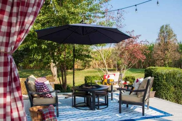 Heathered Nest DIY Deck Makeover Reveal 2