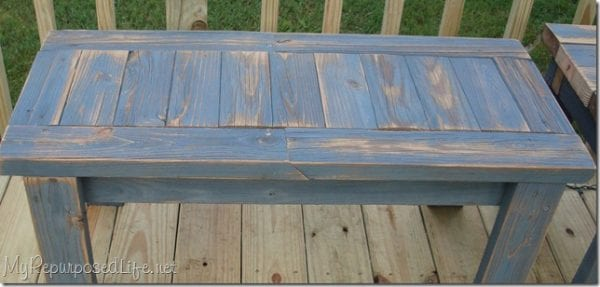 Simple 2x4 Benches By My Repurposed Life