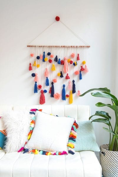 Yarn Wall Hanging 17