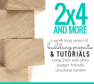 2×4 and More: 14 New DIY Structural Lumber and 2×4 Project Tutorials