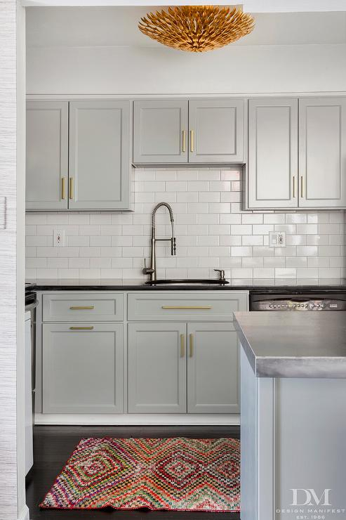 Cabinetry Color Is Benjamin Moore Coventry Gray
