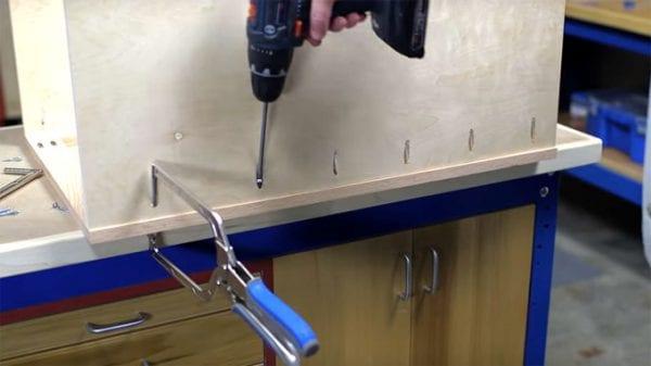 DIY Wall Shelf Building Plan Apieceofrainbow (14)