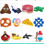 Find The Coolest Place To Relax In The Pool This Summer With Some Really Awesome Pool Floats Featured On Remodelaholic.com