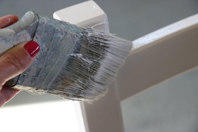 Latex Paint On Furniture