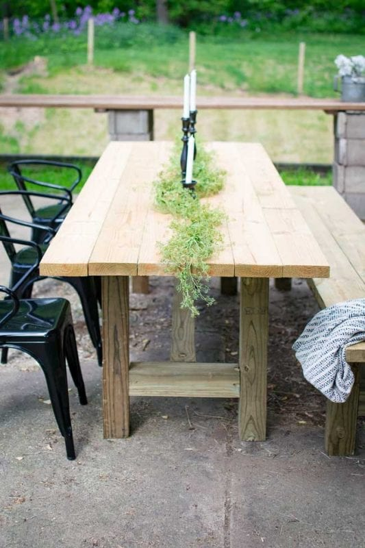 Best Outdoor x Projects Built with Structural Lumber Planters Furniture Games and More