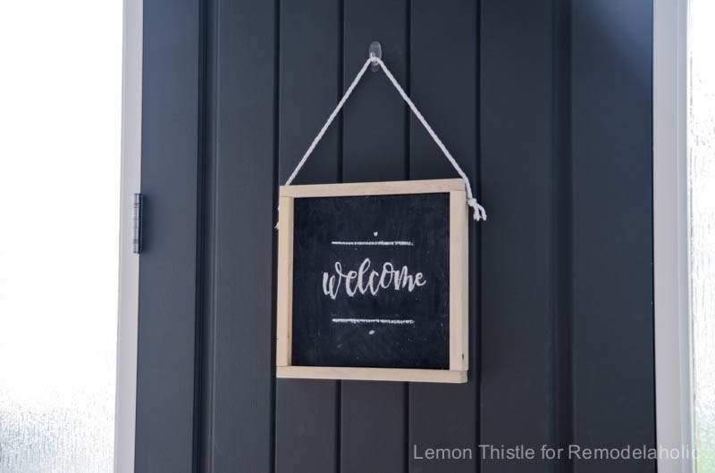 Remodelaholic | How to Make Your Own Wooden Chalkboard ...
