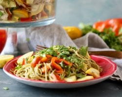 Feature Image Chicken Fettuccine