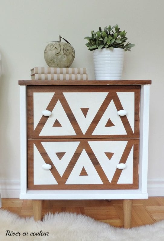 Planter Wall, Sea Glass Candles, And DIY Console Table 2