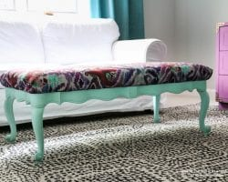 Upholstered Bench Featured