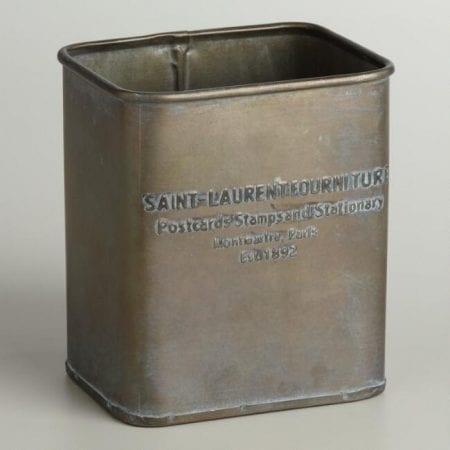 Farmhouse Homework Station 12 Metal Pencil Cup