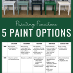 Painting Furniture, 5 Paint Options By Sincerely Sara D On Remodelaholic