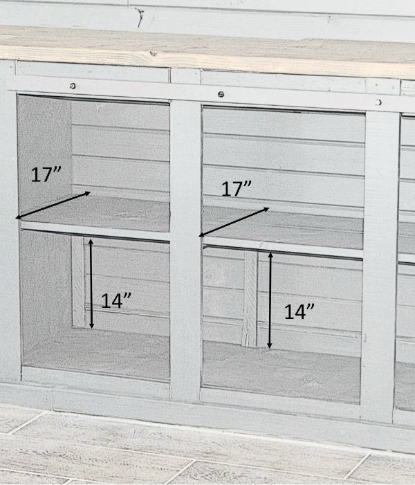 Remodelaholic How To Build A Sliding Barn Door Entertainment Center For Your Man Cave