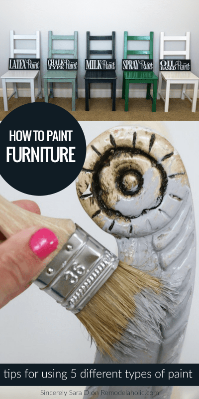 Remodelaholic Painting Furniture Tips For Using 5