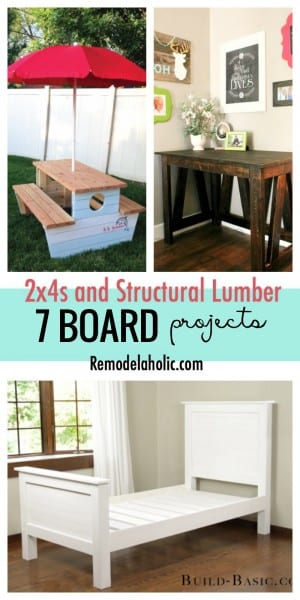 7 Board Projects