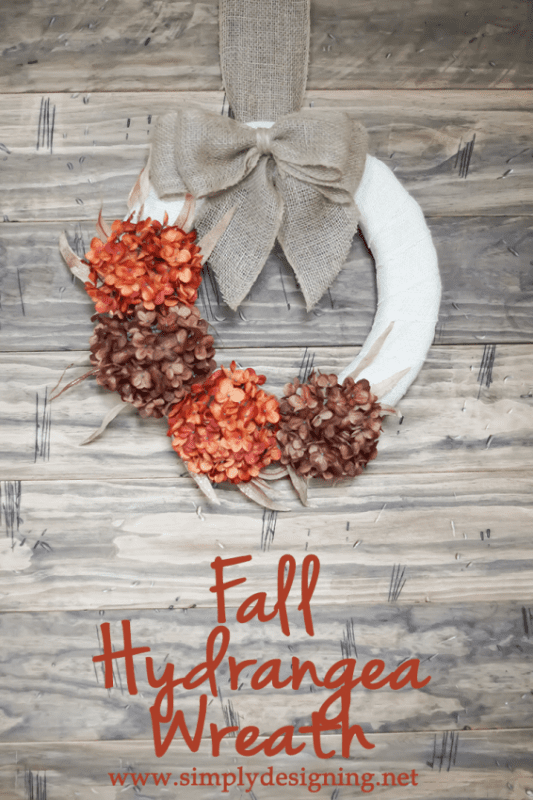 Remodelaholic 25 Unique Diy Fall Wreath Ideas