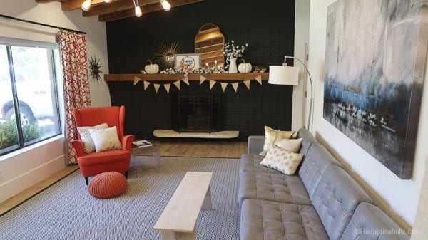 Fall Mantel Decor With Shaw Floors@Remodelaholic 52