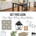 Fixer Upper Worm House Kitchen