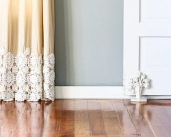 Friday Favorites No Sew Lace Curtains And Pineapple Pillow